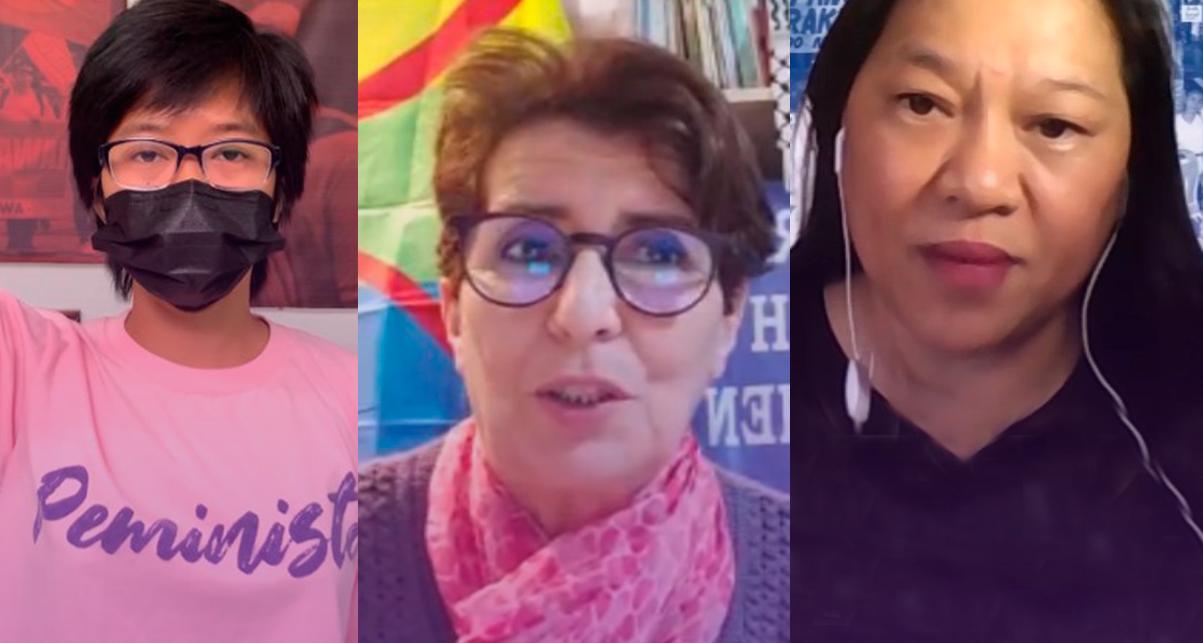 24 de abril: lucha feminista contra las transnacionales y el trabajo precario