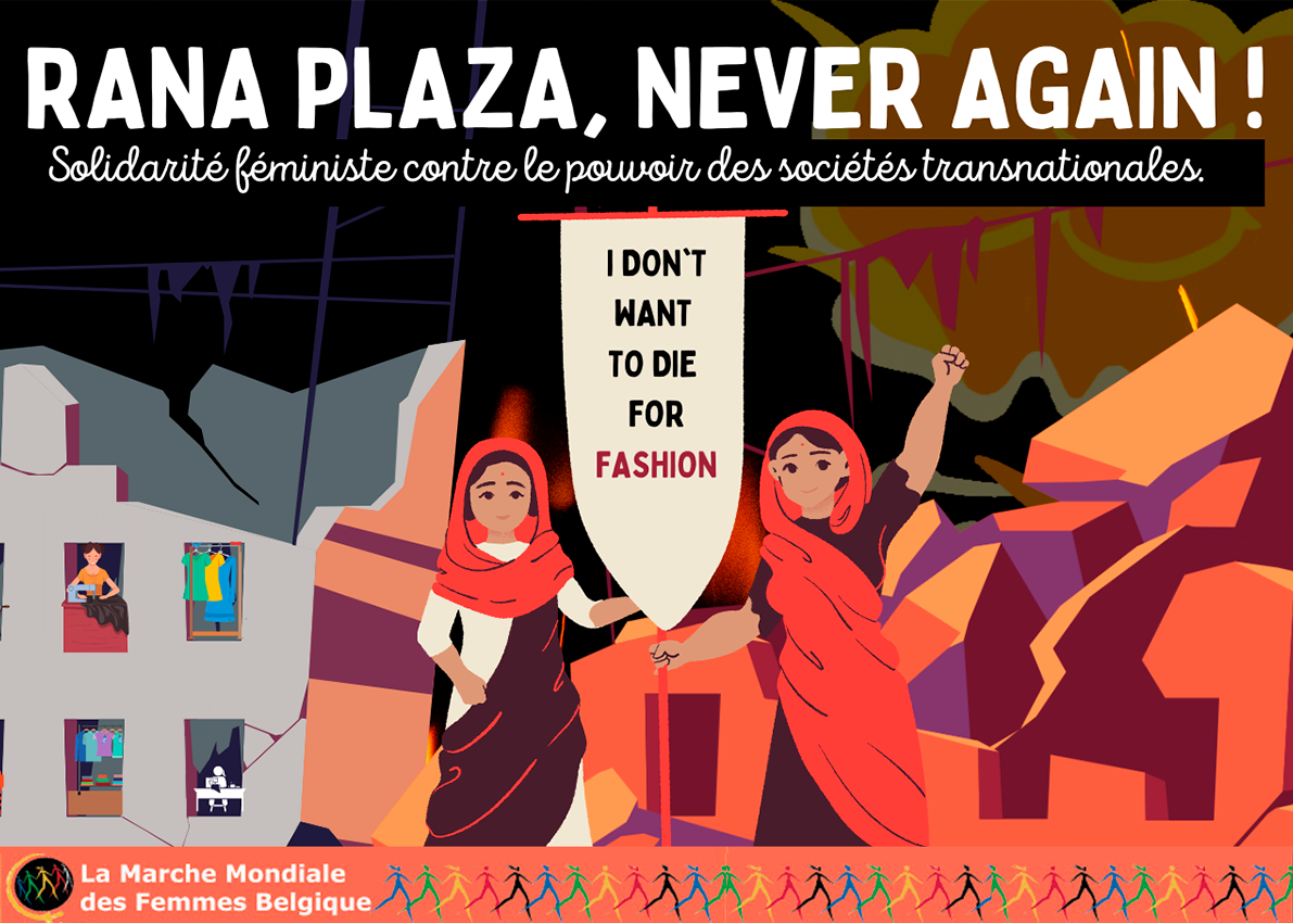 Poster Gallery: Anti-Imperialist Feminism To Change the World